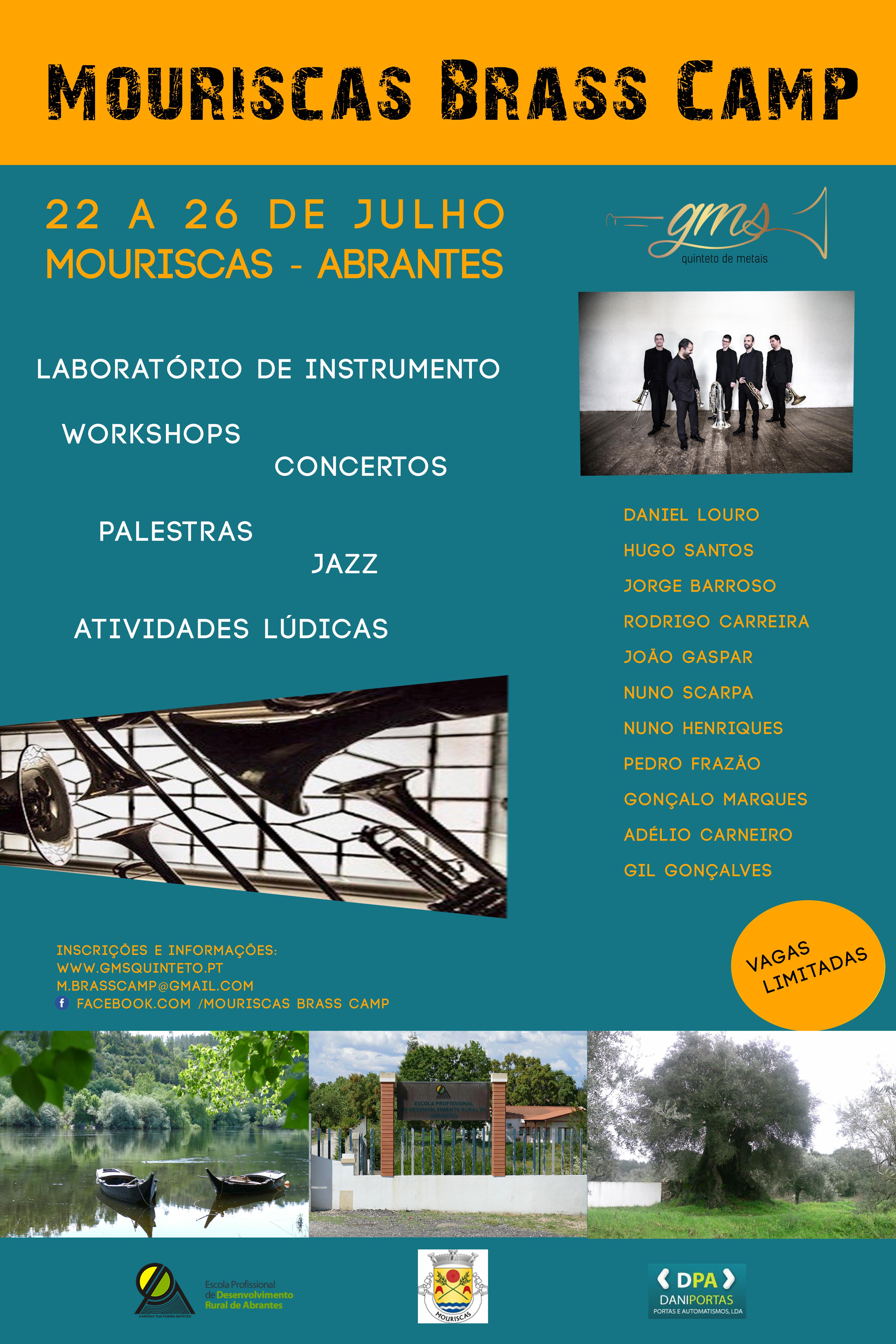 Mouriscas Brass Camp